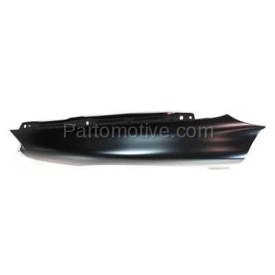 Aftermarket Replacement - FDR-1264L 98-03 Escort ZX2 Front Fender Quarter Panel Driver Side LH FO1240225 F8CZ16006AA - Image 3