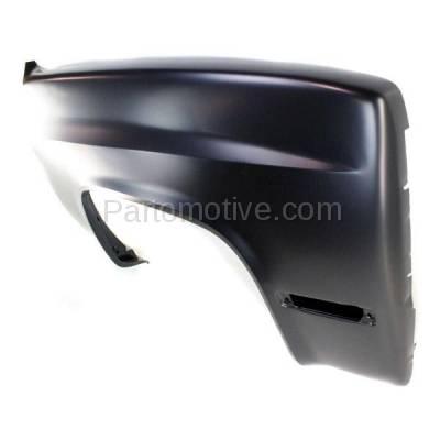 Aftermarket Replacement - FDR-1730R 81-91 Chevy C/K Truck Front Fender Quarter Panel Right Side GM1241131 15634642 - Image 2