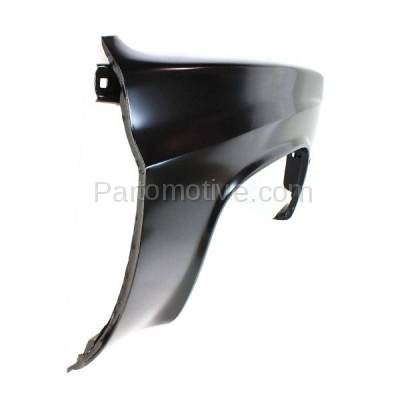 Aftermarket Replacement - FDR-1730R 81-91 Chevy C/K Truck Front Fender Quarter Panel Right Side GM1241131 15634642 - Image 3