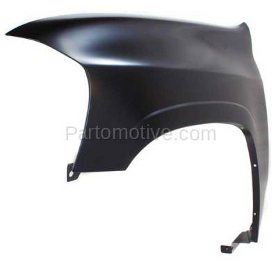 Aftermarket Replacement - FDR-1248L 02-09 Envoy & XUV Front Fender Quarter Panel Left Driver Side GM1240304 12477995 - Image 2