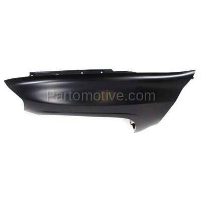 Aftermarket Replacement - FDR-1248L 02-09 Envoy & XUV Front Fender Quarter Panel Left Driver Side GM1240304 12477995 - Image 3