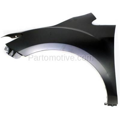Aftermarket Replacement - FDR-1198L 07-12 CX7 Front Fender Quarter Panel Left Hand Driver Side MA1240156 EG2152210G - Image 1