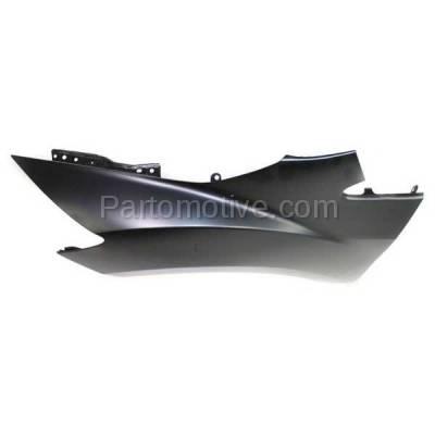 Aftermarket Replacement - FDR-1198L 07-12 CX7 Front Fender Quarter Panel Left Hand Driver Side MA1240156 EG2152210G - Image 2