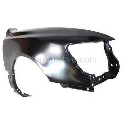 Aftermarket Replacement - FDR-1254R 97-01 ES300 Front Fender Quarter Panel Right Passenger Side LX1241103 5380133070 - Image 2