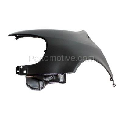 Aftermarket Replacement - FDR-1678L 98-03 Sienna Front Fender Quarter Panel Left Driver Side LH TO1240167 5380208902 - Image 2