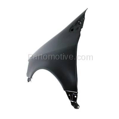 Aftermarket Replacement - FDR-1678L 98-03 Sienna Front Fender Quarter Panel Left Driver Side LH TO1240167 5380208902 - Image 3
