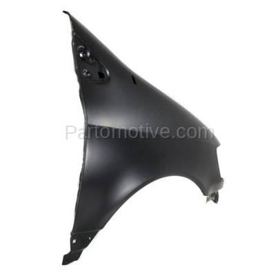 Aftermarket Replacement - FDR-1678R 98-03 Sienna Front Fender Quarter Panel Passenger Side RH TO1241167 5380108902 - Image 3
