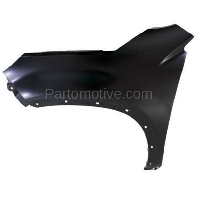 Aftermarket Replacement - FDR-1706L Front Fender Quarter Panel Driver Side LH For 12-15 Sorento KI1240139 663111U001 - Image 1