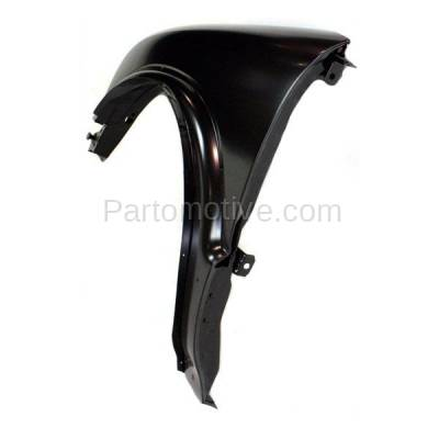 Aftermarket Replacement - FDR-1641L Chevy S10 Pickup Truck 4WD Front Fender Quarter Panel Left Driver Side LH w/ZR2 - Image 4
