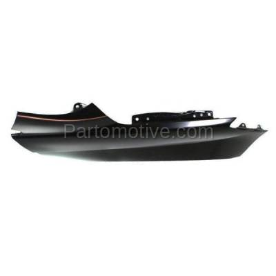 Aftermarket Replacement - FDR-1186R 07-11 CRV Front Fender Quarter Panel Passenger Side RH HO1241171 60211SWAA91ZZ - Image 2