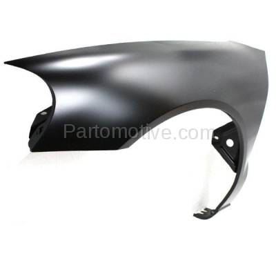 Aftermarket Replacement - FDR-1659L 01-06 Sebring Convertible Front Fender Quarter Panel Left Driver Side CH1240238 - Image 2