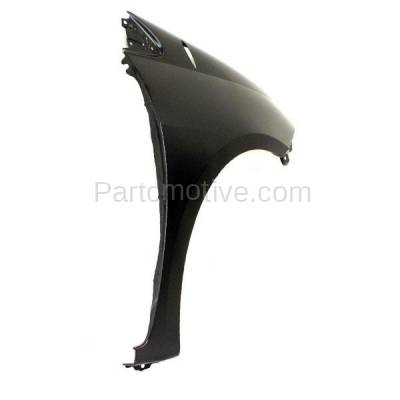 Aftermarket Replacement - FDR-1676R 04-10 Sienna Front Fender Quarter Panel Passenger Side RH TO1241202 53811AE030 - Image 3