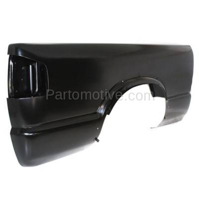 Aftermarket Replacement - FDR-1638R 94-03 S10 Pickup Truck 6' Short Bed Fleetside Rear Quarter Panel Right Side ZR2 - Image 2