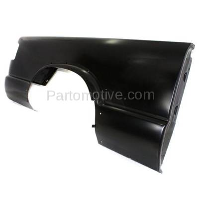 Aftermarket Replacement - FDR-1638R 94-03 S10 Pickup Truck 6' Short Bed Fleetside Rear Quarter Panel Right Side ZR2 - Image 3