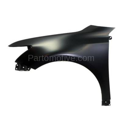 Aftermarket Replacement - FDR-1192L 11-16 CT-200h Front Fender Quarter Panel Left Driver Side LX1240122 5380276020 - Image 1
