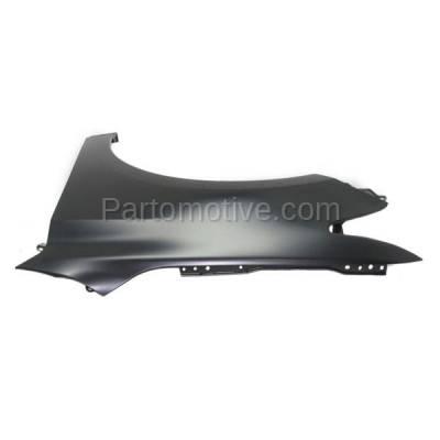 Aftermarket Replacement - FDR-1192L 11-16 CT-200h Front Fender Quarter Panel Left Driver Side LX1240122 5380276020 - Image 3