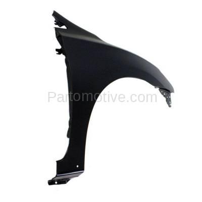 Aftermarket Replacement - FDR-1667R Front Fender Quarter Panel Passenger Side Fits 13-15 Sentra NI1241206 F31003SGAA - Image 2