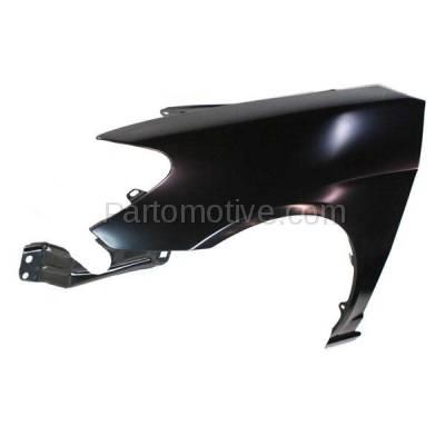 Aftermarket Replacement - FDR-1149L 04-05 Civic Front Fender Quarter Panel Left Driver Side HO1240162 60261S5AA80ZZ - Image 2