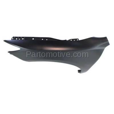 Aftermarket Replacement - FDR-1126L 12-14 Camry Front Fender Quarter Panel Left Driver Side LH TO1240239 5381206150 - Image 2