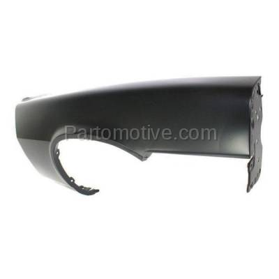 Aftermarket Replacement - FDR-1119L 78-81 Chevy Camaro Front Fender Quarter Panel Driver Side LH GM1240121 14008973 - Image 2