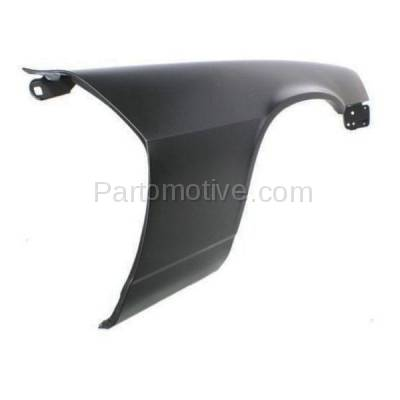 Aftermarket Replacement - FDR-1119L 78-81 Chevy Camaro Front Fender Quarter Panel Driver Side LH GM1240121 14008973 - Image 3