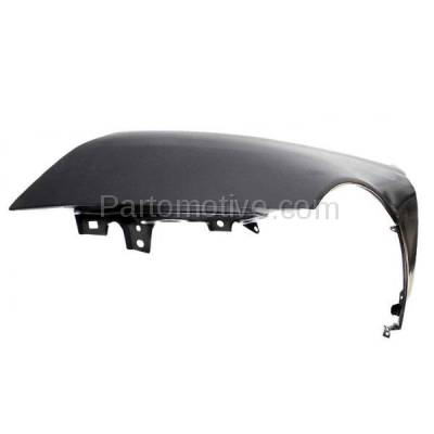 Aftermarket Replacement - FDR-1569L 97-01 Prelude Front Fender Quarter Panel Driver Side LH HO1240149 60261S30A90ZZ - Image 2
