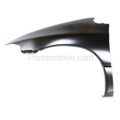 Aftermarket Replacement - FDR-1133L 96-00 Caravan Front Fender Quarter Panel Left Driver Side LH CH1240205 4882291AA - Image 1