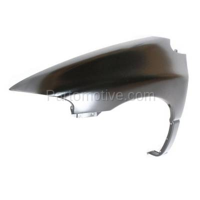 Aftermarket Replacement - FDR-1133L 96-00 Caravan Front Fender Quarter Panel Left Driver Side LH CH1240205 4882291AA - Image 2