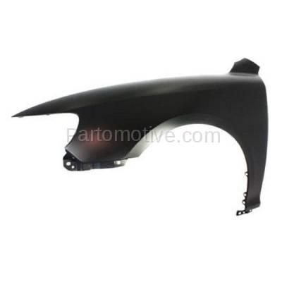 Aftermarket Replacement - FDR-1102L Front Fender Quarter Panel Left Driver Side For 06-11 Azera HY1240140 663103L100 - Image 2