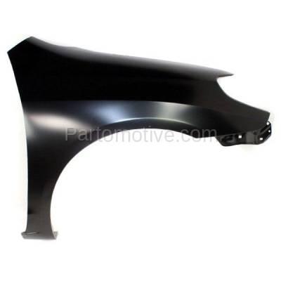 Aftermarket Replacement - FDR-1462R 03-08 Matrix Base Front Fender Quarter Panel Passenger Side TO1241191 5380102080 - Image 1