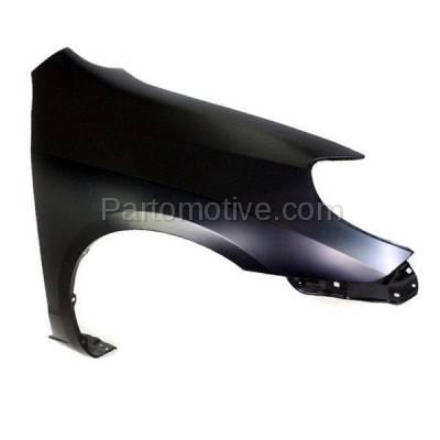 Aftermarket Replacement - FDR-1462R 03-08 Matrix Base Front Fender Quarter Panel Passenger Side TO1241191 5380102080 - Image 2