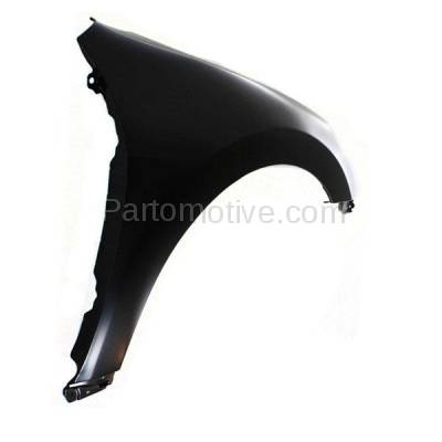 Aftermarket Replacement - FDR-1467R Front Fender Quarter Panel Passenger Side Fits 04-08 Maxima NI1241176 631127Y030 - Image 3