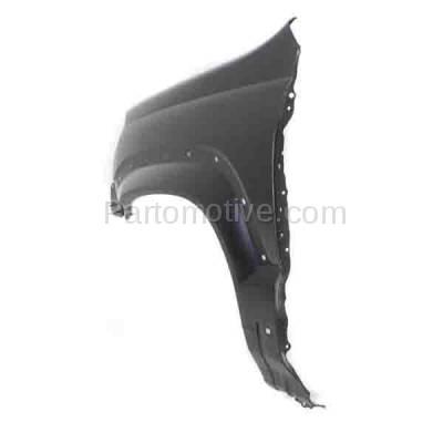 Aftermarket Replacement - FDR-1378L 03-09 GX-470 Front Fender Quarter Panel Left Driver Side LH LX1240116 538026A130 - Image 3