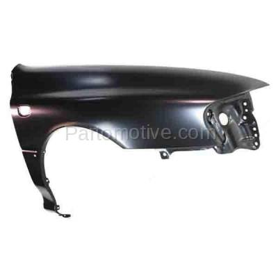 Aftermarket Replacement - FDR-1395R 93-96 Impreza Front Fender Quarter Panel Passenger Side RH SU1241114 57110FA020 - Image 2