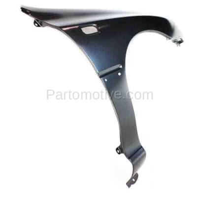 Aftermarket Replacement - FDR-1395R 93-96 Impreza Front Fender Quarter Panel Passenger Side RH SU1241114 57110FA020 - Image 3