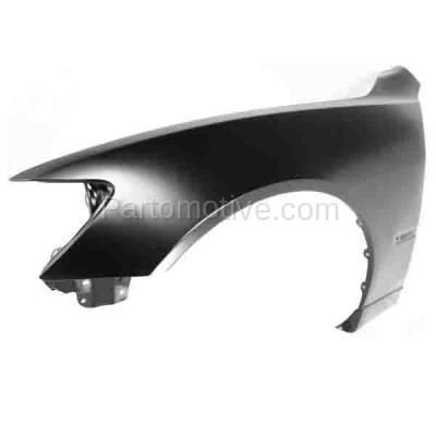 Aftermarket Replacement - FDR-1406L 01-05 IS300 Front Fender Quarter Panel Left Driver Side LH LX1240106 5380253030 - Image 3