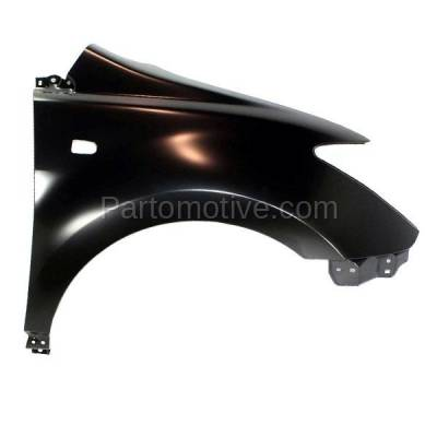 Aftermarket Replacement - FDR-1826R 04-06 xA Front Fender Quarter Panel Right Passenger Side RH SC1241101 5380152060 - Image 1
