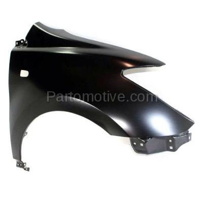 Aftermarket Replacement - FDR-1826R 04-06 xA Front Fender Quarter Panel Right Passenger Side RH SC1241101 5380152060 - Image 2
