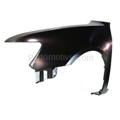 Aftermarket Replacement - FDR-1845L 06-09 Zephyr/MKZ Front Fender Quarter Panel Driver Side LH FO1240261 6H6Z16006AA - Image 2