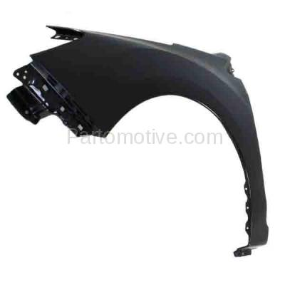 Aftermarket Replacement - FDR-1394L 12-16 Impreza Front Fender Quarter Panel Left Driver Side SU1240136 57120FJ0109P - Image 2
