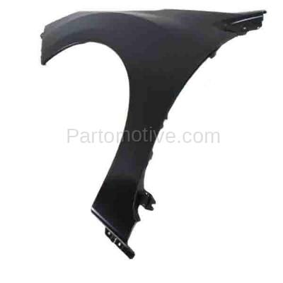 Aftermarket Replacement - FDR-1394L 12-16 Impreza Front Fender Quarter Panel Left Driver Side SU1240136 57120FJ0109P - Image 3