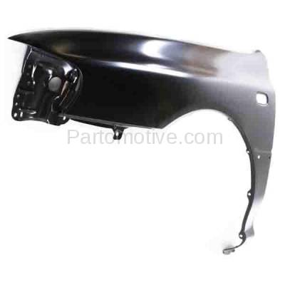 Aftermarket Replacement - FDR-1397L 98-01 Impreza RS Front Fender Quarter Panel Driver Side LH SU1240117 57110FA050 - Image 2