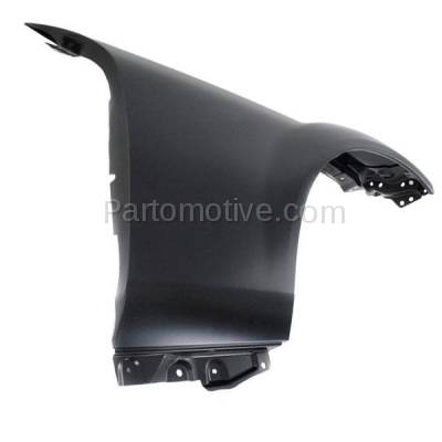 Aftermarket Replacement - FDR-1524R 06-15 Miata MX5 Front Fender Quarter Panel Passenger Side MA1241176 NE5152110C - Image 3