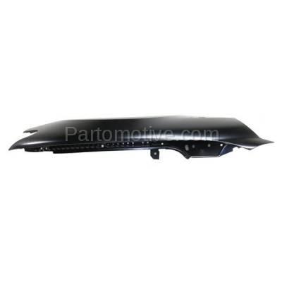 Aftermarket Replacement - FDR-1031R 02-05 7-Series Front Fender Quarter Panel Passenger Side BM1241165 41357061662 - Image 2