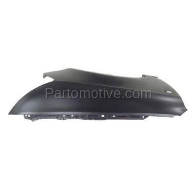 Aftermarket Replacement - FDR-1049R 06-08 A6 Front Fender Quarter Panel Right Passenger Side AU1241127 4F0821104APFM - Image 2
