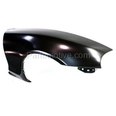 Aftermarket Replacement - FDR-1500R 99-05 Miata Front Fender Quarter Panel Right Passenger Side MA1241138 NCY052110F - Image 2