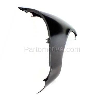 Aftermarket Replacement - FDR-1500R 99-05 Miata Front Fender Quarter Panel Right Passenger Side MA1241138 NCY052110F - Image 3
