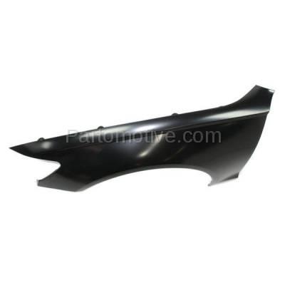 Aftermarket Replacement - FDR-1053L 12-16 A6/S6 Front Fender Quarter Panel Left Hand Driver Side AU1240125 4G0821101 - Image 2