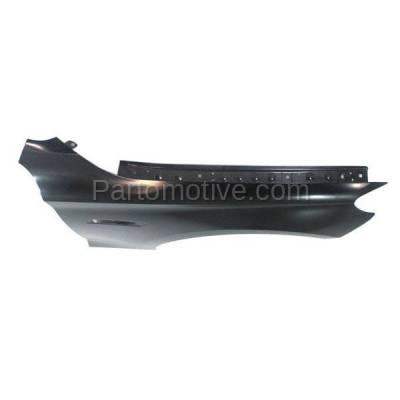 Aftermarket Replacement - FDR-1025R 10-16 5-Series Front Fender Quarter Panel Passenger Side BM1241147 41357248434 - Image 3
