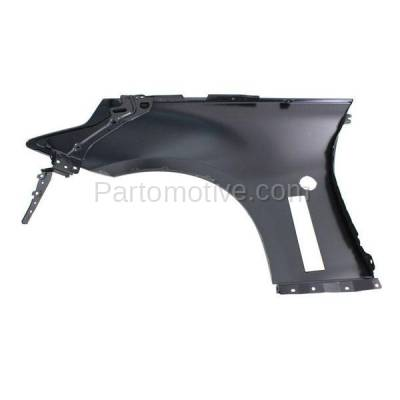 Aftermarket Replacement - FDR-1014R Front Fender Quarter Panel Passenger Side For 09-15 370-Z NI1241209 FCA001EAMA - Image 3